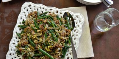 Jewish friendly green beans for thanksgiving | Thanksgiving.com