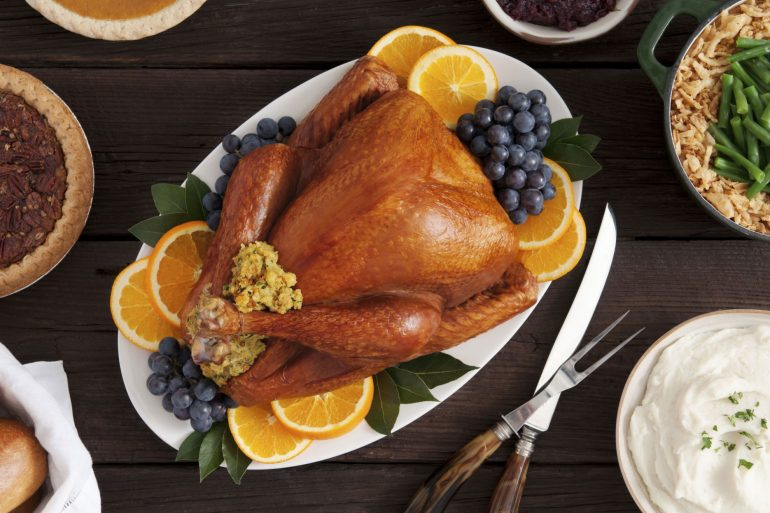 Mouthwatering turkey recipes from MakeItGrateful.com