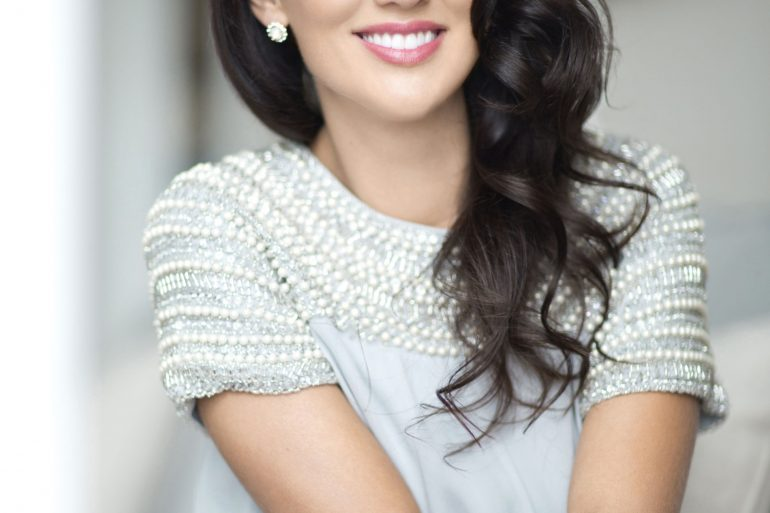 Jillian Harris talks to MakeItGrateful.com