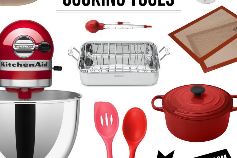 12 Essential Cooking Tools to Cook Thanksgiving Dinner