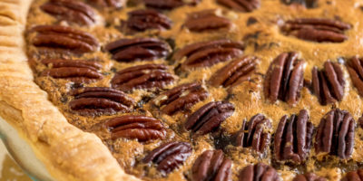 A practically perfect pecan pie