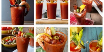 Spicy, smoky and bloody divine: 6 bloody Mary recipes