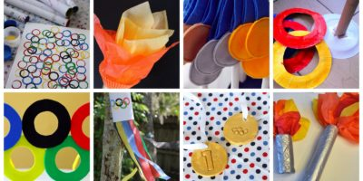 8 Olympic crafts that will bring the family together