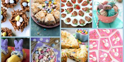 15 unique & delicious Easter desserts