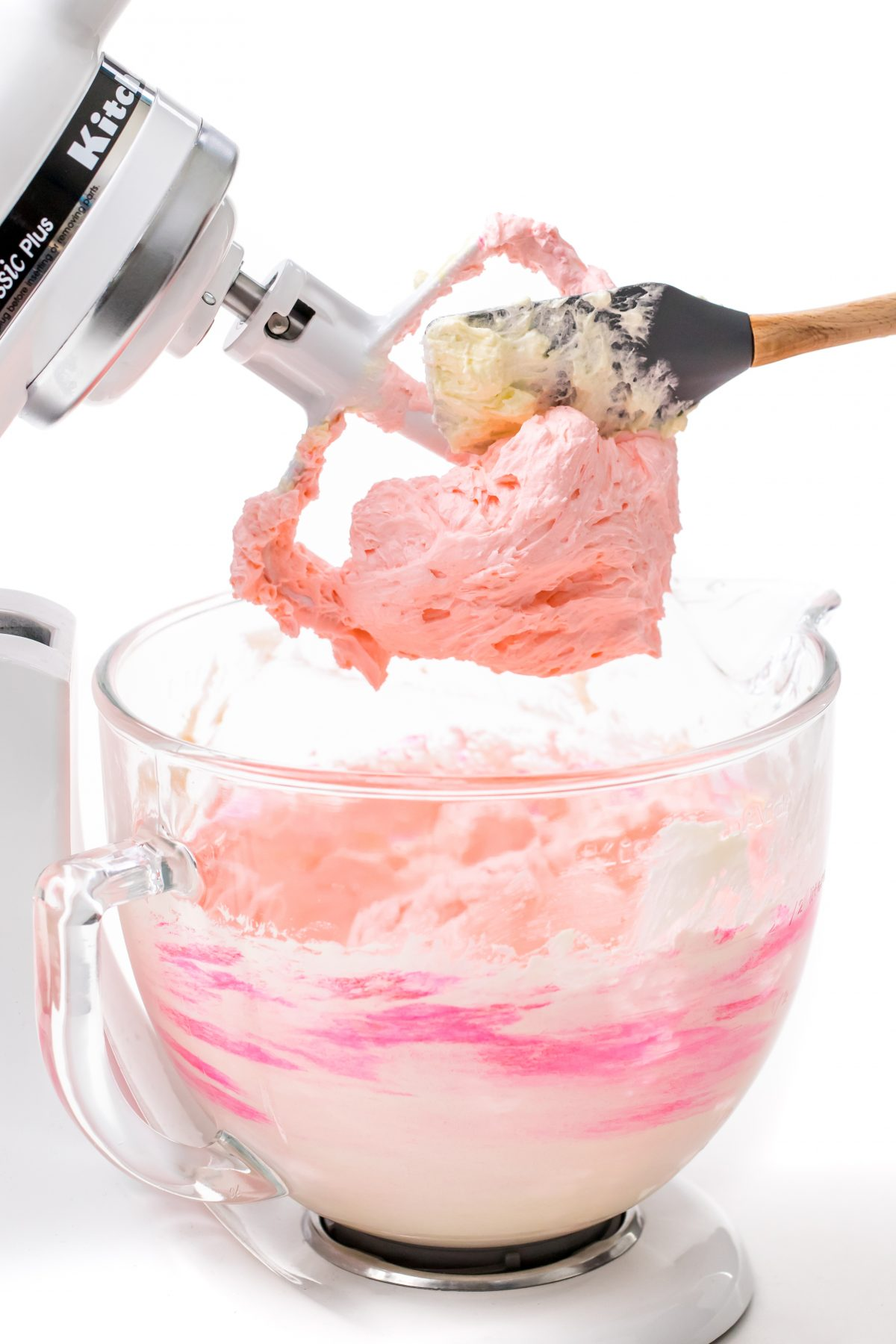 How To Make Pink Frosting With Food Coloring