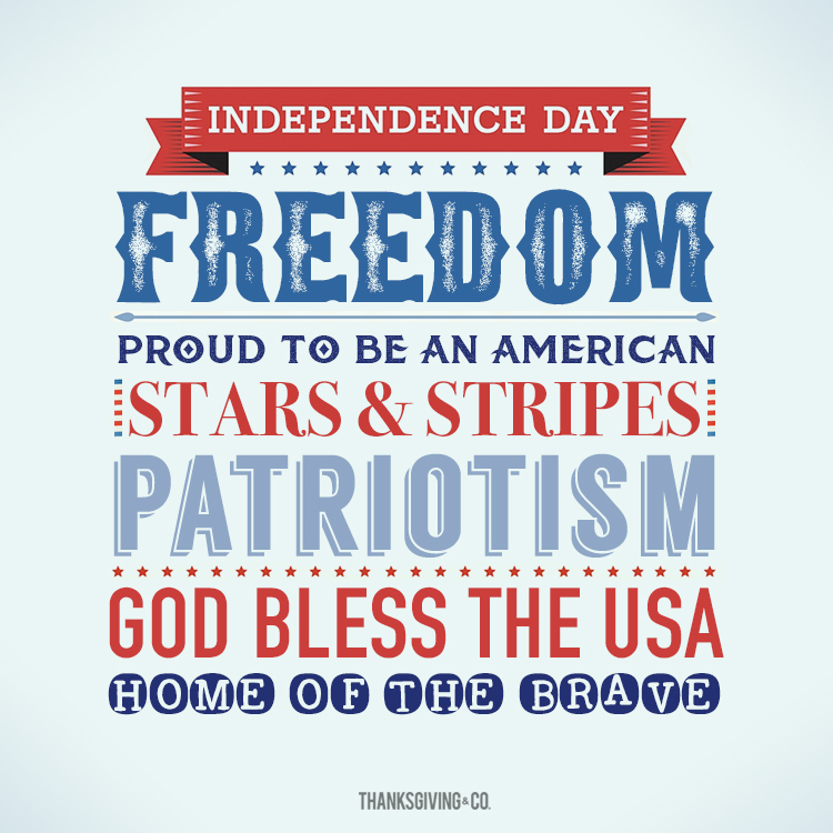 18 patriotic 4th of july blessings greetings thanksgiving patriotic sayings m4hsunfo