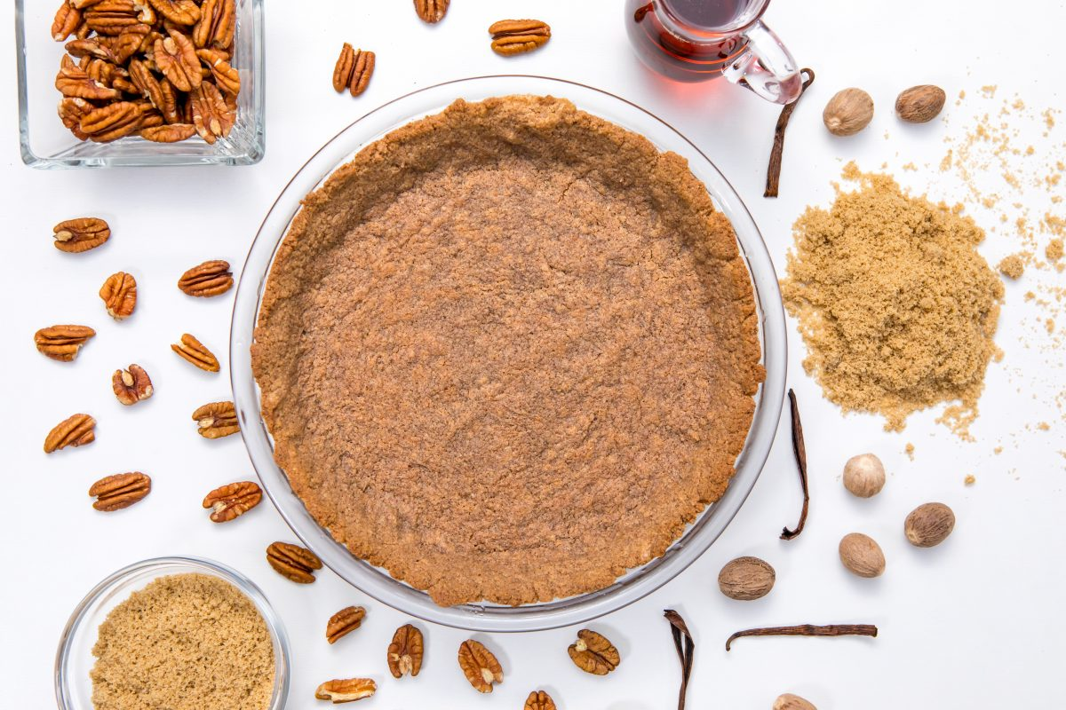 Vegan Pie Crust In Food Processor