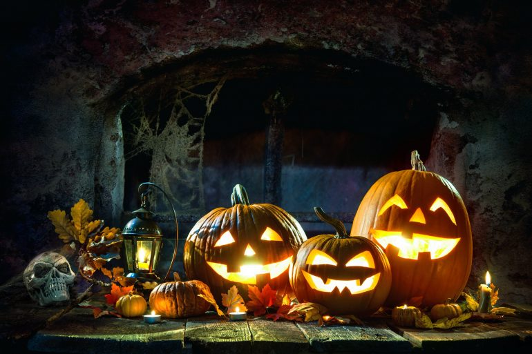 Halloween Pumpkins - Halloween traditions around the world