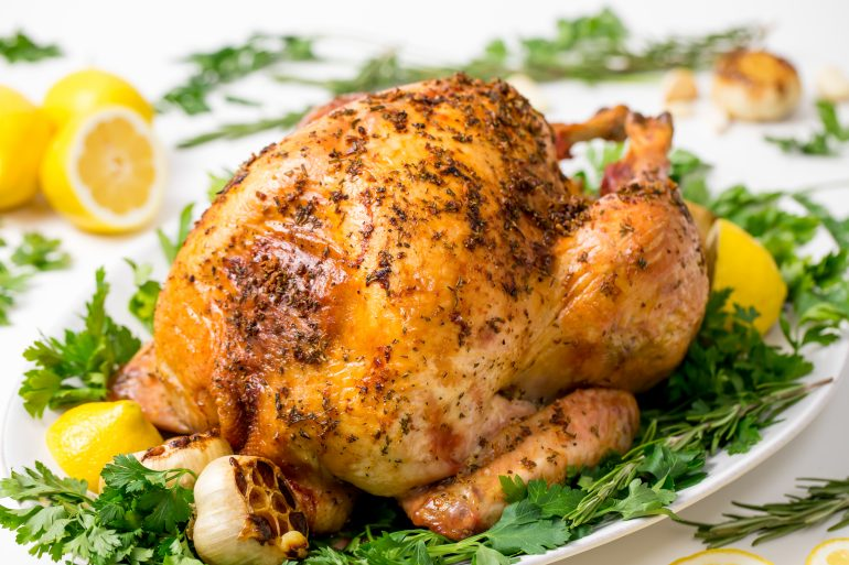 5D4B8469 - Rosemary lemon roasted turkey