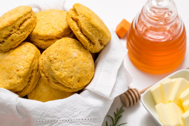 5D4B1207 - Sweet Potato Biscuits