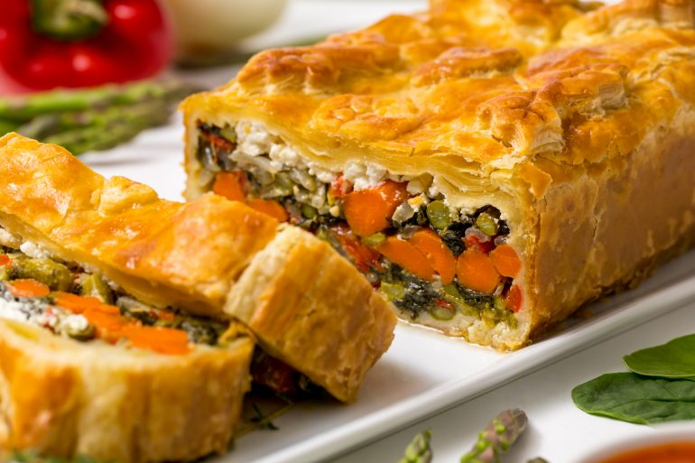 5D4B1594 - Vegetable Wellington