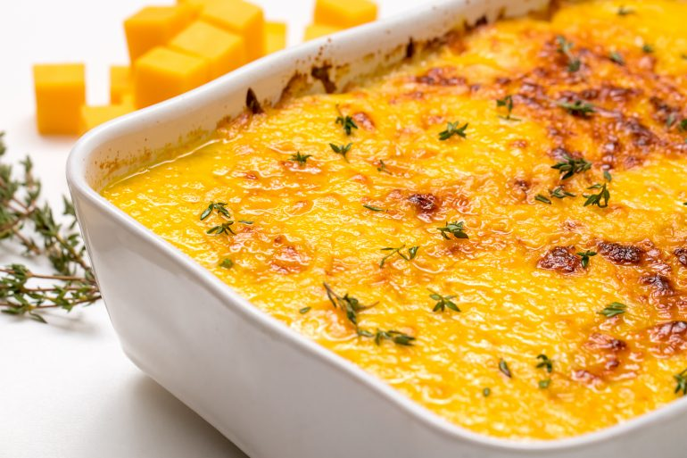 5D4B1863 - Scalloped Potatoes