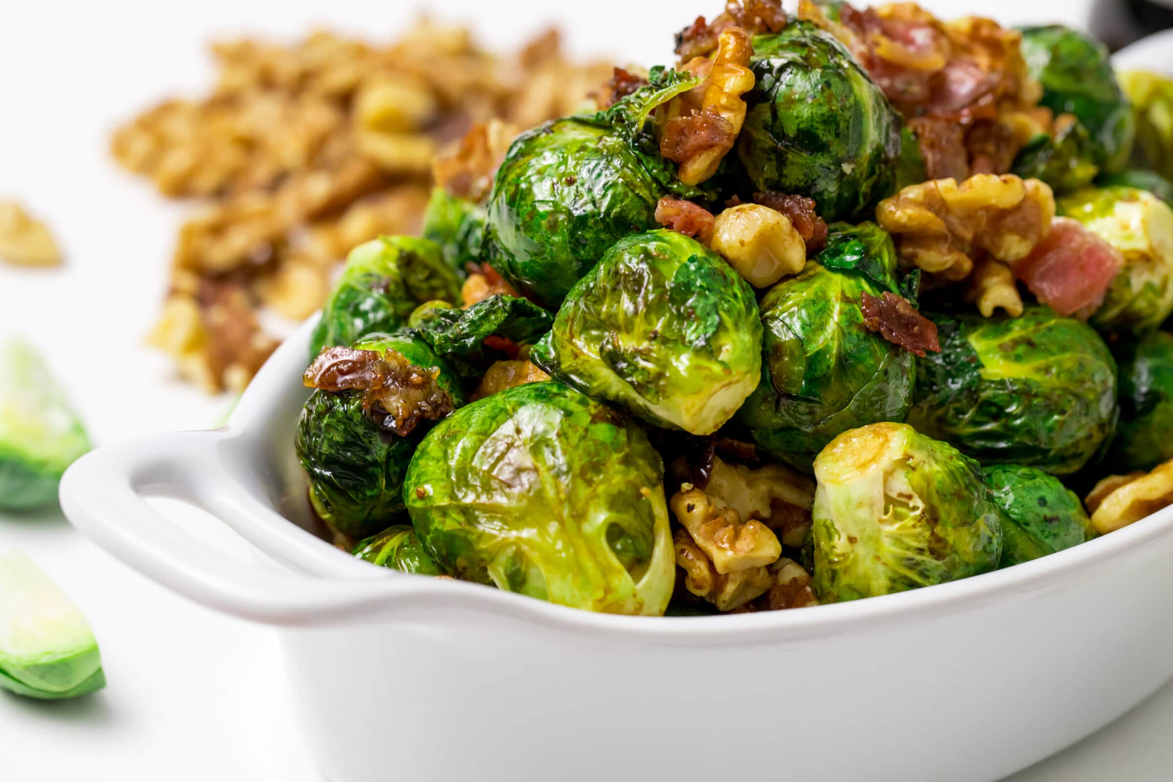 5D4B2127 - Copycat Ina Garten Brussels sprouts with balsamic vinegar
