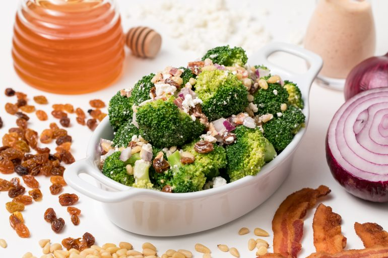 5D4B2588 - Broccoli Salad