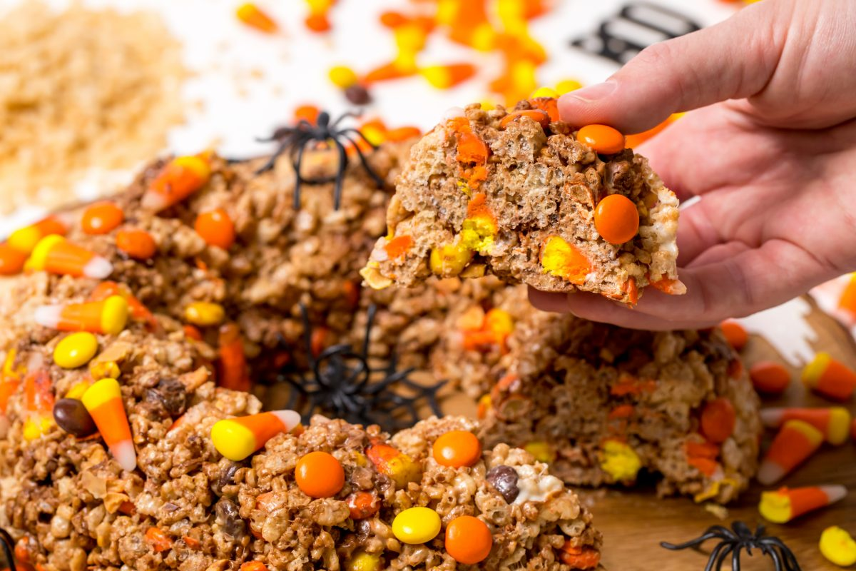 A classic treat with a Halloween twist!