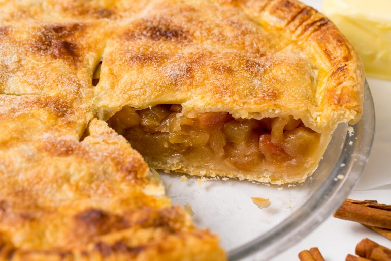 5D4B3738 - Deep Dish Apple Pie
