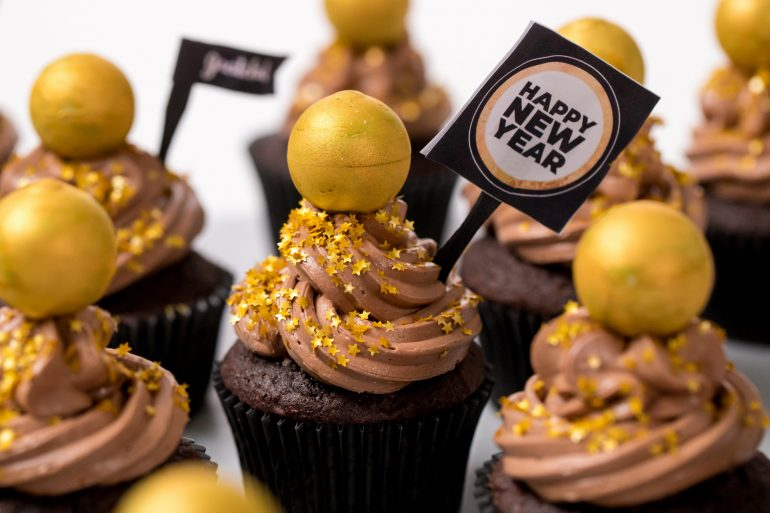5D4B3603 - NYE Ball Drop Cupcakes
