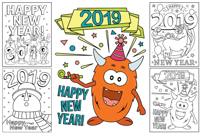 1800x1200 NewYearColoring
