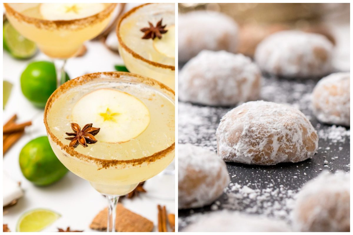 apple-margarita-snowball-cookies