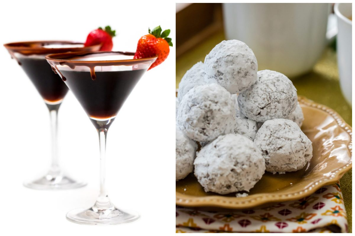 chocolate-martini-snowball-cookies