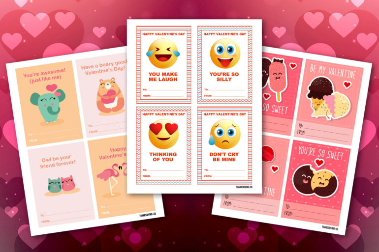 ValentineDay Cards Main