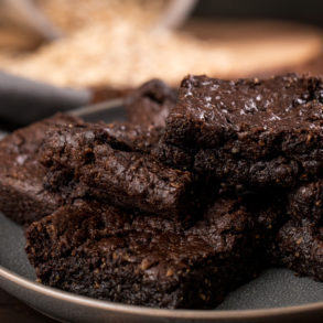 5D4B8706 - The Fudge - Katie Higgins - Almond Butter Brownies - HIGH RES