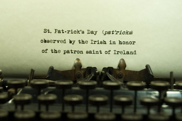 St. Patrick's Day ... a Definition