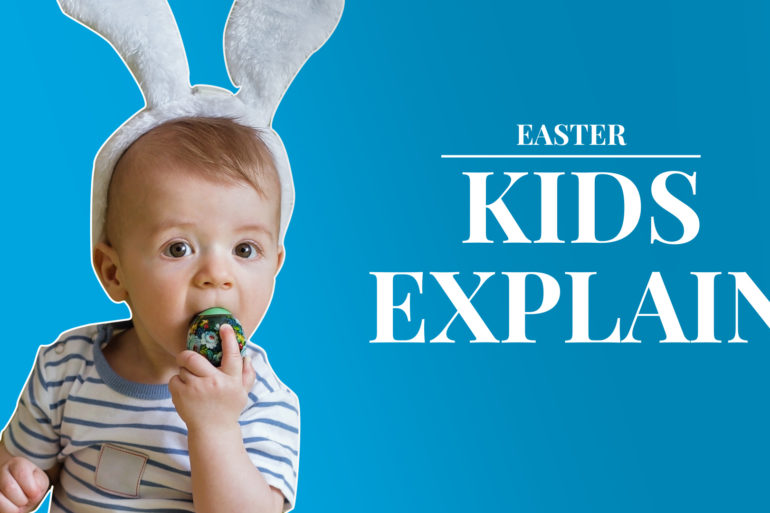Kids Explain Easter video thumbnail