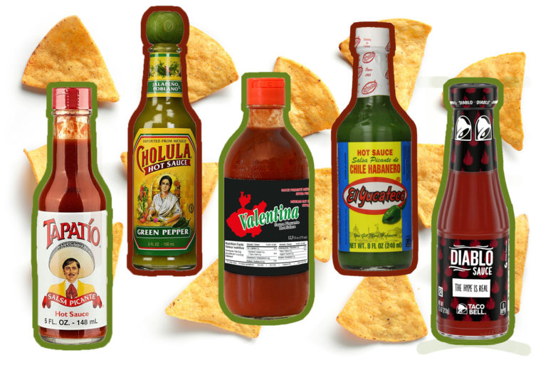 The BEST hot sauce bracket challenge