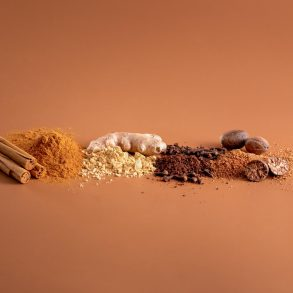 Homemade pumpkin spice ingredients