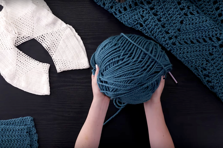 how to crochet basics fi