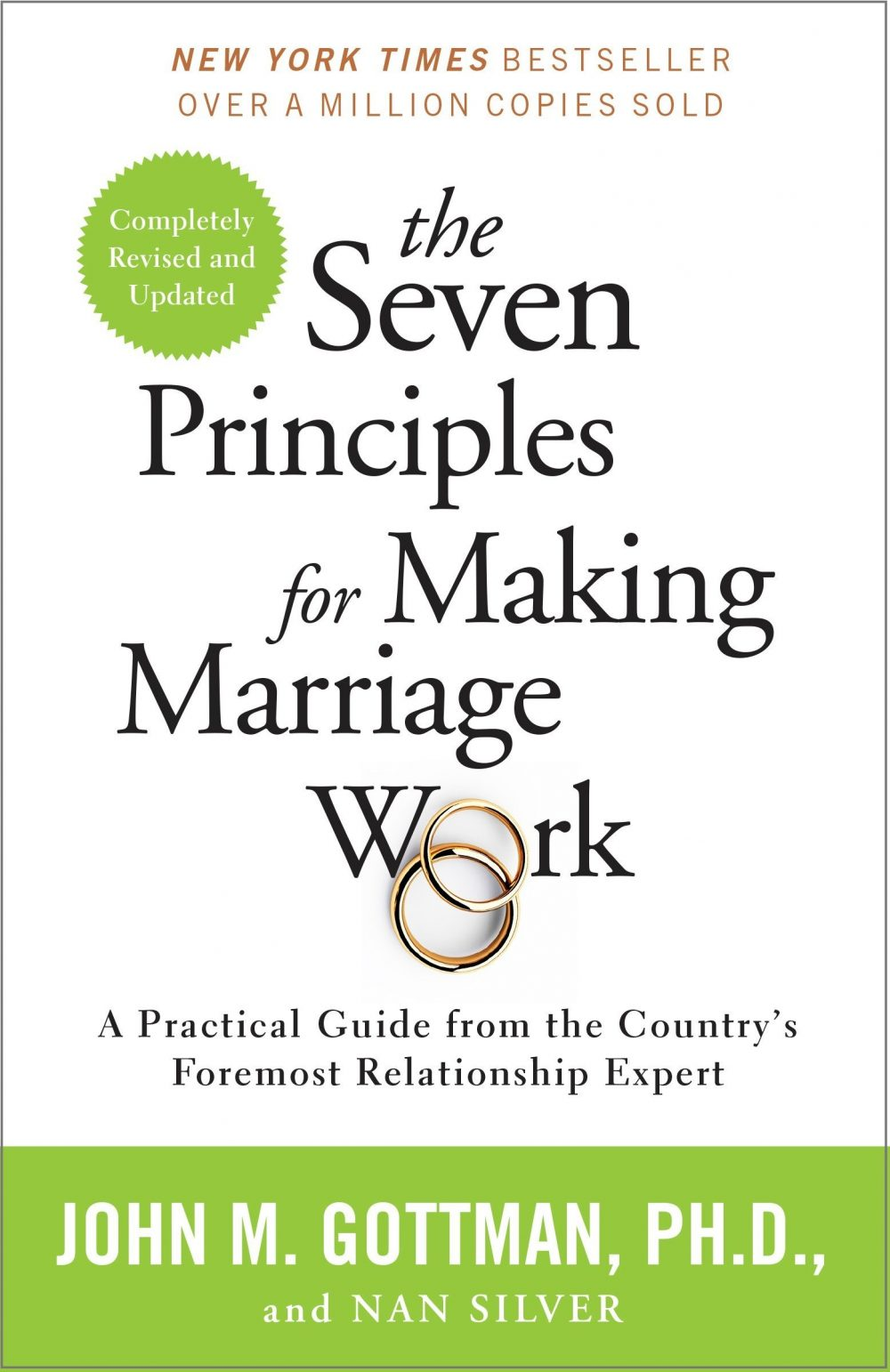 the seven principals for making marriage work
