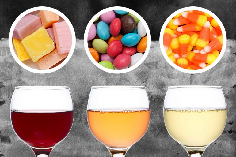 Wine & candy pairings to try this Halloween