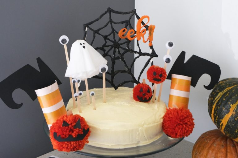 all the halloween cake toppers final fi