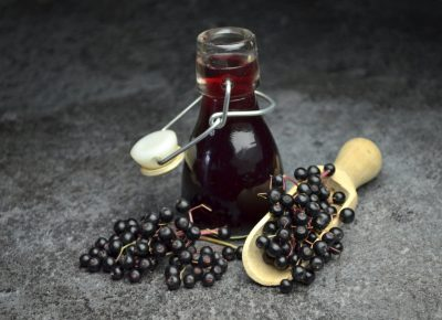 elder berry immunity-boosting tonic
