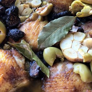 fig and olive chicken recipe fi