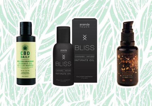 How CBD oil can improve your sex life — and what products to buy